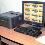 Business Center With Printer/Copier/Fax/Scan Service