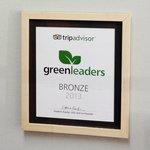 Trip Advisor Green Leader