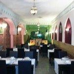 Une de nos salles de restaurant.