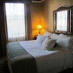 The 2-Room Suite Bedroom