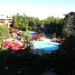 view from room, including pools