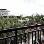 "Bldg 4, 3rd floor  - 1st room considered ""beach view"""