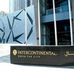 InterContinental Doha The City is one of the most impressive city hotels anywhere