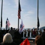 2011 Veterans Day remembrance