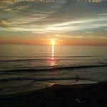 Sunset view =)