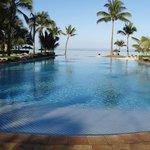 piscine quiet pool, très belle vue sur mer