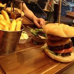 Lord of the Rings Burger