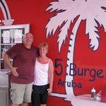 Foto van 5 Burgers Midnight Aruba