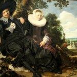 Portrait de couple - Frans Hals (1622)