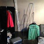 Ikea style closet