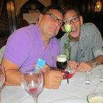 Coppo & Dave at La Stalla