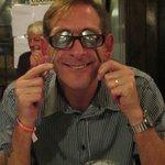 The legend Dave at La Stalla