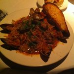 SHRIMP, CLAMS AND MUSSELS SCUSA