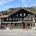 Reichenstein Restaurant Switzerland