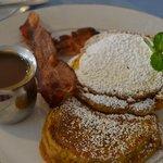 Pumpkin Pancakes - So Seasonal