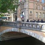 Mid-Tour Bridge