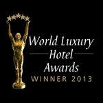 "Global ""Best Luxury Ski Resort Hotel"" 2013"