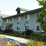 Foto de BEST WESTERN Rose Quartz Inn