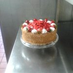 Uncle Ginos cakes !! Made with the best quality ingredients.. no preservatives !