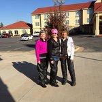 Foto de Days Inn & Suites Russellville