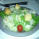 House Salad at Mike Anderson's Seafood in Gonzales, LA