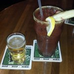 Titletown Brewing Co. Bloody Mary - homemade mix