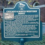 Titletown Brewing Co. - historic Chicago & North Western Depot