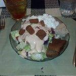 Roepke's Village Inn - Famous Salad Bar - all homemade