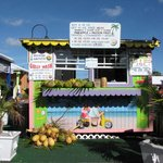 Beverage Stand Port Lucaya Marketplace