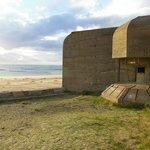 Outside of the Bunker