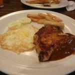 Grill chicken RM13