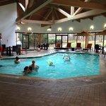 Marriott Sable Oaks Saltwater Pool