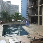 Nice refreshing pool