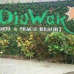 Diuwak, Hotel and Beach Resort