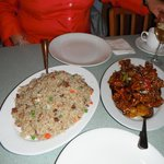 Rice & Ginger Chicken