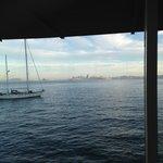 Wonderful views of the San Francisco Bay and skyline