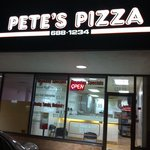 Фотография Pete's Pizza