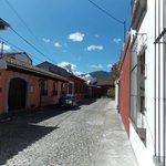 La calle  del Espiritu Santo