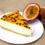 C15 Passionfruit Cheesecake