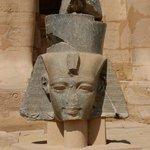 Head of Memnon