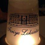 A lume di candela...