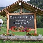 Hotel surroundings