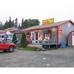 Grand Manan 5 Ferry Restaurant