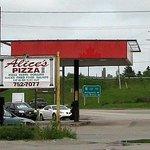 Alice's Pizzas Photo