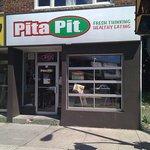 The Pita Pit Foto
