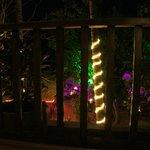 Kingfisher Hotel Bar at Night