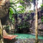 Waterfalls @ Secret Garden