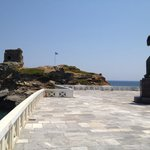 Andros castle