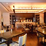 Executive Lounge Marriott Bangkok