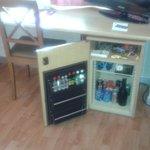 Холодильник-бар